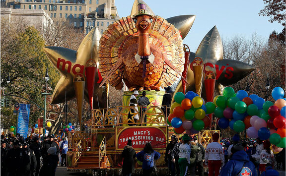 Enjoy Macy's Thanksgiving Day Parade And NYC From Your Home